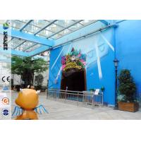 Amusement Theme Park Amazing 7D Movie Theater For Children Manufactures