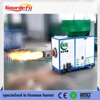 wood sawdust biomass burner for green house Manufactures