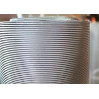 China Custom Stainless Steel Woven Wire Mesh , 304 Stainless Steel Wire Cloth on sale