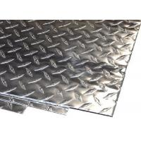 Soft Aluminum Diamond Plate Lightweight 1100 Aluminum Coil With PVC Coating Manufactures