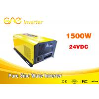 Dc to ac off grid pure sine wave inverter 1000w 1500w 2000w inverter 24vdc to 220vac Manufactures