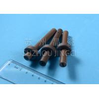Brown Alumina Ceramic Bearings And Shafts With 3.7g/Cm^3 Gross Density Manufactures