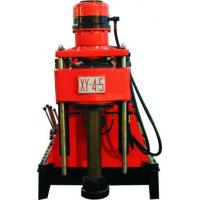 XY-4-5 Spindle Rotatory Engineering Drilling Rig / Micro Piling Machine Manufactures