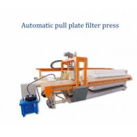 PP Filter Cloth Diaphragm Filter Press Full Automatic Pressure Maintaining Manufactures