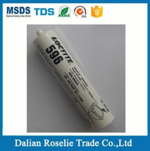 China henkel loctite 596 superflex red high temp rtv silicone rubber adhesive loctite 596 glue sealant 300ml on sale