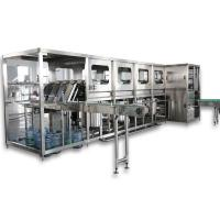 5 Gallon Bottle Pure / Mineral Water Washing Filling Capping Machine User Friendly Manufactures