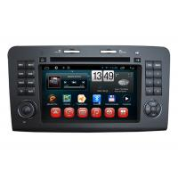 Android DVD Player GPS BENZ ML GL Car Multimedia Navigation System BT IPOD TV Radio Manufactures
