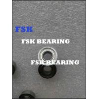 High Speed FR188ZZ Miniature Flange Bearing For Lawn Mower Wheel 6.35 X 12.7 X 4.762mm