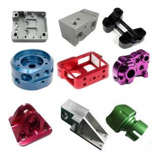 Custom Made Aluminum Alloy Precision CNC Machined parts Manufactures