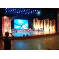 Indoor Mesh Led Video Curtain Stage Background Led Pixel Display Manufactures