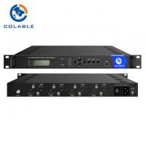 China MPEG 2 Hdmi Encoder Modulator , 8 Channels HDMI DVB Modulator COL5188H2 on sale