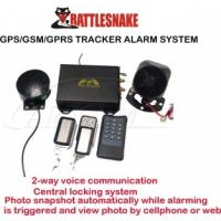 China Auto Accessories Electronics Of GPS/GSM Car Trackers Alarms Oil leadage Or Theft Alarm on sale