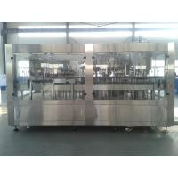 Automatic Brewery Production Line Drink Rinsing Filling Capping Monoblock Machine Manufactures