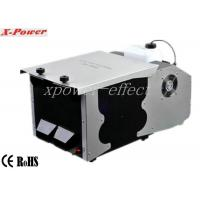 High Powered Professional Terra Stage Fog Machine 3000 Watt Low Fog Machine For Party X-019 Manufactures