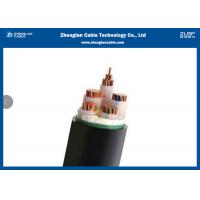 Fire Resistant Cables / Electrical Cable with Low Voltage (0.6kv/1kv )XLPE Insulation Cable Manufactures