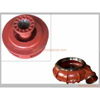 Casting Process Electric Slurry Pump Parts Wear Resistant OEM / ODM Available Manufactures