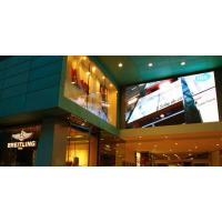 High Density SMD P6 Advertising Indoor Led Screens Display Wall Iron Or Aluminum Cabinet Manufactures