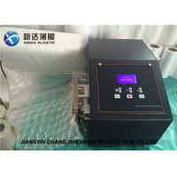 Mini Desktop Air Cushion Machine For Air Cushion Packaging Plastic Film Manufactures
