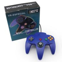 Assorted Colors N64 Game Controller Analog Control Stick  Long 6ft Cable Cord Manufactures