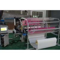 1.6 Meters Duvet Single Head Quilting Machine Low Maintenance 3.5KW Rating Power Manufactures