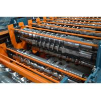 China Roof Sheet / Roof Tile Roll Forming Machine For Metal Roofing Tiles on sale