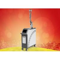 1-10HZ And High Energy 2000mj Q Switch Nd Yag Laser Machine For Tattoo Reduce , Pigment Removal Manufactures