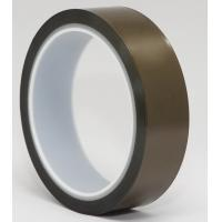 Quality Industrial Anti Static Tape Polyimide Film Clean Room Accessories With ESD Symbol for sale