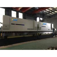 6m 160 Ton CNC Tandem Press Brake Machine , Steel Structure Bending Machine With 6 Axis Manufactures