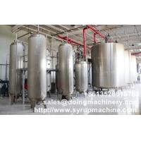 Buy cheap Factory outlet industrial glucose syrup production equipment from wholesalers