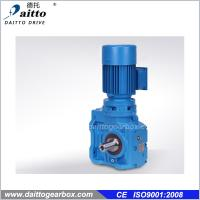 Helical Worm Geared Motor gear reducer Manufactures