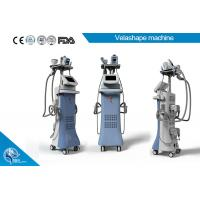 Weight loss slimming beauty machine velashape + vacuum + roller +  rf + led 5 in 1 system Manufactures