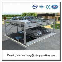 China -1+2 (3 Floors) Pit Design Puzzle Parking System Smart Card Parking Equipment on sale