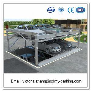 -1+2 (3 Floors) Pit Design Puzzle Parking System Smart Card Parking Equipment Manufactures