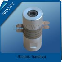 China Sound Transfer Welding Multi Frequency Ultrasonic Transducer PZT of chengcheng weiye on sale