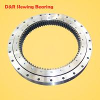 Excavator slewing bearing, slewing ring for construction machinery, turntable bearing Manufactures