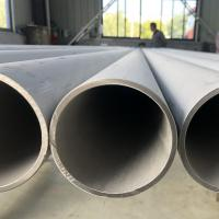 China A312 Stainless Steel Seamless Pipe , TP304 TP316L Seamless SS Tubing on sale