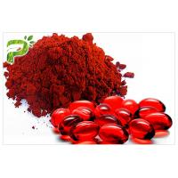 Quality Microalgae Plant Extract Powder Anti Oxidation Astaxanthin From Haematococcus Pluvialis for sale
