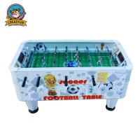China Multi Player Colorful Football Arcade Game Machine Cute Mini Soccer Table on sale