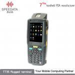 Waterproof Outdoor Biometric Fingerprint Reader 3G Mobile Fingerprint Scanner Manufactures
