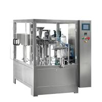 Manufactory premade pouch packaging machine for powders Manufactures