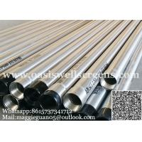 Steel Casing Pipes : Steel stainless pipe tp api ct k grade