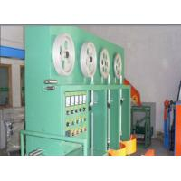 Triple layer Vertical Wire Taping Machine for Pay-off Rack φ400 - φ500 , Axis Pay-off Manufactures