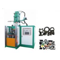 Easy Opertion Rubber Injection Moulding Machine High Efficiency For Silicone Manufactures