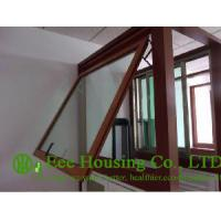 Tempered safety glass Aluminum Top-Hung Window, Awning Windows Manufactures