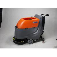 Modern Style Walk Behind Floor Scrubber For Factory Hospital And Supermarket Use Manufactures