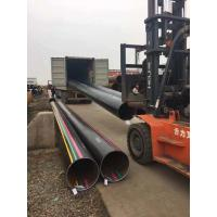 ASTM-A672 GR C70 CLASS 22 Mild Black Welded Steel Pipe from Borun Manufactures