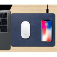 10w Wireless Charger Mouse Pad Integrated Flat Office Home Desktop Mobile Phone Wireless Charging Manufactures