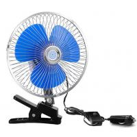 Hot Selling Style Car Cooling Fan 12V/24V One Year Warranty 2-Speed Switch Manufactures