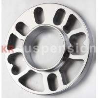 Forged Silver CNC Machining Car Wheel Spacers , Aluminum Wheel Adapters Manufactures