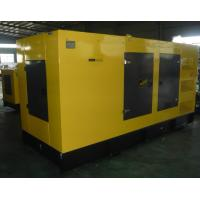 Quality 1800RPM Silent Cummins Diesel Generator 20KVA , 4 Cylinder / Direct Injection for sale